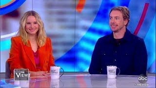 Kristen Bell & Dax Shepard On Their Relationship And New Product | The View