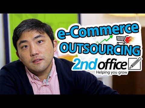eCommerce Outsourcing - 2ndoffice