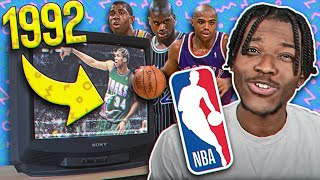 I Reset The NBA to 1992, and EVERYTHING Is Different