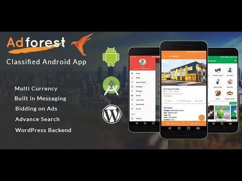 Mobile Classifieds App