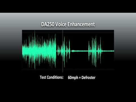 Andrea DA250 DSP Microphone Module Automotive Recordings
