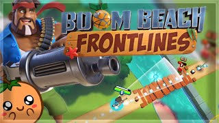 NEW (not SUPERCELL) GAME: Boom Beach Frontlines 🍊
