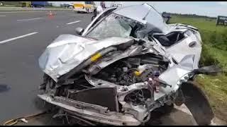 Condutor de um Camaro, de Canoas, é preso pela PRF após causar acidente com morte na Freeway