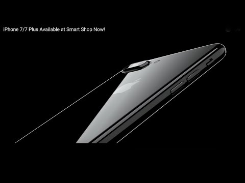 iPhone 7/7 Plus Available at Smart Shop Now!