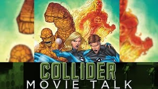"Collider Movie Talk – Fantastic Four Sequel To Be ""Brighter, Funner""?"