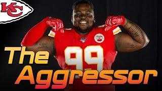 Chiefs Khalen Saunders Ready with Chris Jones Out   |  Kansas City Chiefs news 2019 NFL