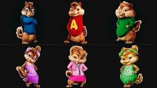 4 Minutes - Madonna , Chipmunks & Chipettes Version_HD
