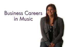 Music Industry Careers
