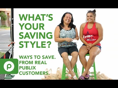 Save more at Publix with Coupons!
