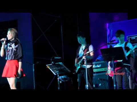 20141003成都AMC LIVE ROCK ON音樂節-ALin部份 part1