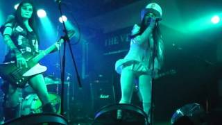 The Sex Pissed Dolls - She Sells Sanctuary (The Venue, Derby)