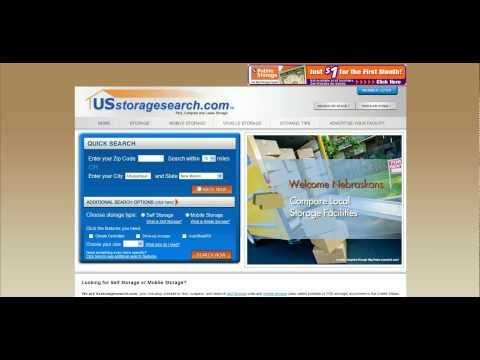 Find Self Storage In Albuquerque , NM Using USstoragesearch.com