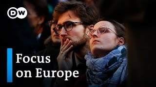 Notre Dame Cathedral Fire: A tragic loss brings Paris together | Focus on Europe
