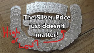 Why the Price of Silver doesn't matter at all!