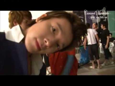 【中字】Super Junior - Mr.Simple 拍攝花絮