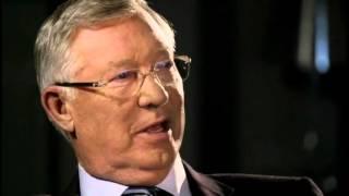 Sir Alex Ferguson on 96 Final (white suits incident)