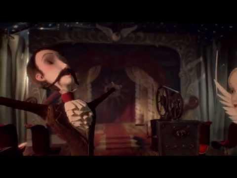 Jack and the Cuckoo-Clock Heart Trailer
