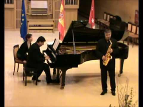 Manuel de Falla - Suite popular español - Jota