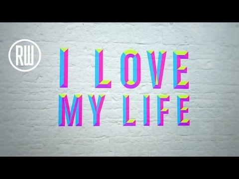 Robbie Williams | Love My Life - Lyric Video