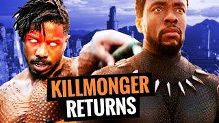Killmonger will return in Black Panther 2 | MCU