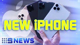 Hands on with the new iPhone 11, iPhone 11 Pro. Everything you need to know. Australia