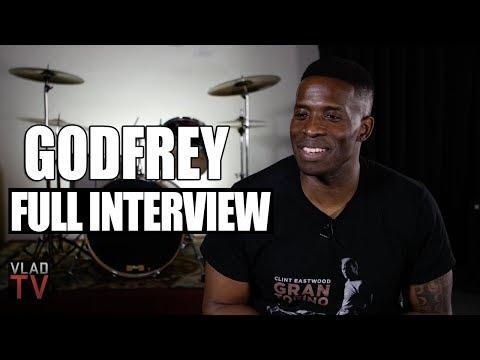 Godfrey on J Cole, Drake, Kendrick, Tekashi, Blac Chyna, OJ (Full Interview)