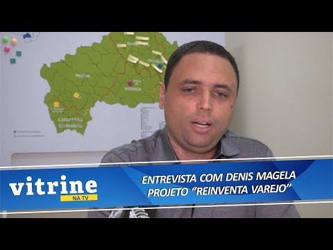"""Imagem Projeto """"Reinventa Varejo"""" - Vitrine na TV 27/11/2018"""