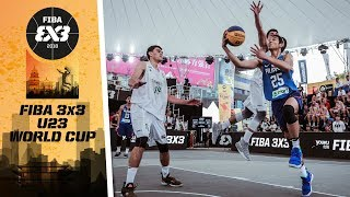 Philippines are too much for Turkmenistan! - Full Game - FIBA 3x3 U23 World Cup 2018