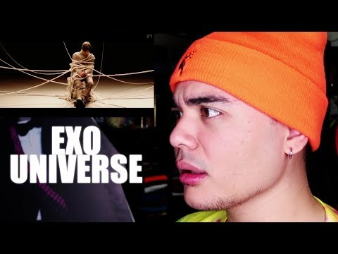 EXO 엑소 'Universe' MV Reaction