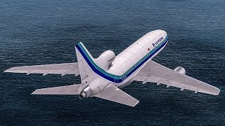 All Engines Flameout | Complete Engine Failure | Eastern Air Lines Flight 855