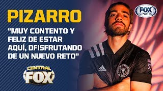"Rodolfo Pizarro en FOX Sports: ""Miami era una gran oportunidad"""