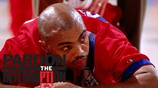 Charles Barkley explains playing drunk after thinking he'd been traded to Lakers | PTI | ESPN