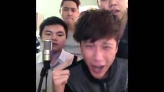 No Say Ben (Live Home) - LEG + NS Band