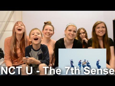 NCT U_일곱 번째 감각 (The 7th Sense) MV Reaction
