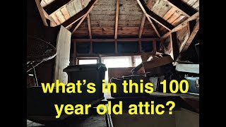 The Potters House Part 6, up in the attic... let the demo begin!