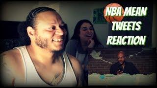 Mean Tweets – NBA Edition #5 reaction