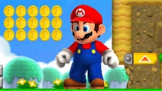 New Super Mario Bros. 2 - Coin Rush - Coin Challenge Pack C
