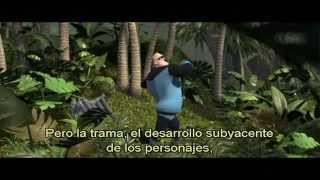 "Making of "" The Incredibles"" (sub ESP)"