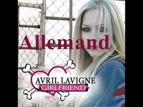 Avril Lavigne Gilfriend Versions