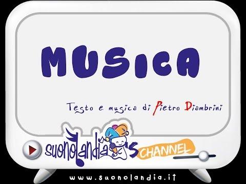 MUSICA - Canzoni per bambini di Pietro Diambrini