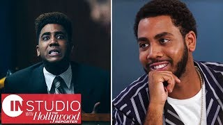 'When They See Us' Star Jharrel Jerome on His First Emmy Nomination