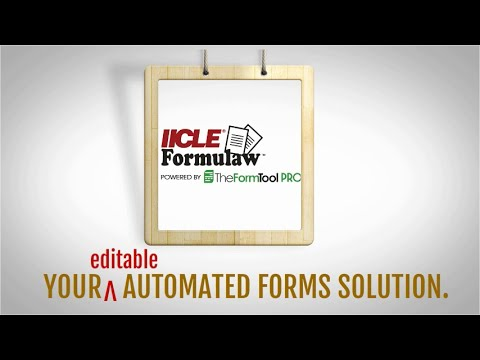 Formulaw Instructions 1-2-3