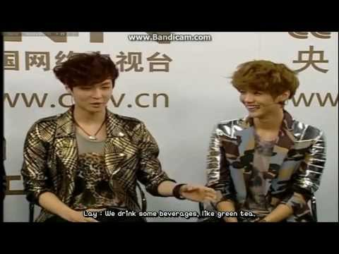 EXO M Luhan & Lay {LAYHAN}