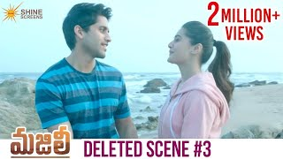 Majili Movie Deleted Scene 3: Naga Chaitanya, Divyansha..