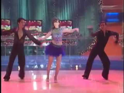 Lucy Torres Gomez Birthday Dance On Abc5 Shall We Dance