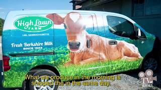 TV Jersey - O berço da Raça Jersey nos EUA - Fazenda High Lawn Farm