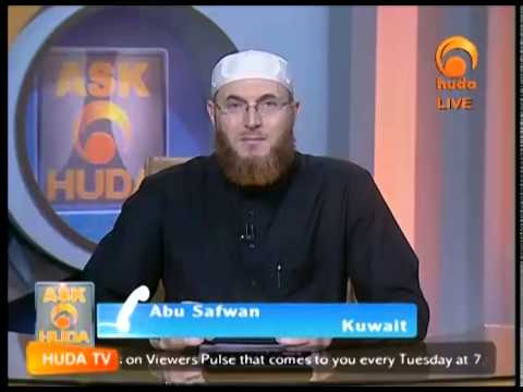 Ask Huda Sep 21st 2014