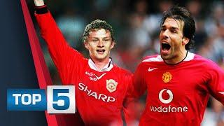 Top 5 'kẻ cắp trứng gà' vĩ đại nhất lịch sử Manchester United