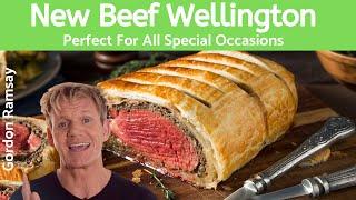 Gordon Ramsey New Beef Wellington