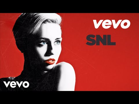 Baixar Miley Cyrus - We Can't Stop (Live On SNL)